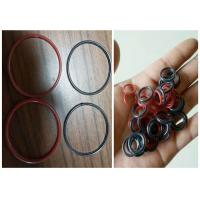 China Durable PTFE O Ring Seal Fluorine Rubber Coated Encapsulated Aging Resistance on sale