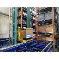 Quality Chain Slat Conveyor Light Weight Automated Storage And Retrieval System Multi Levels Storage for sale