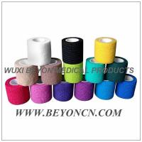 Quality Coloured Premium Hand Tear Kinesiology Sports Tape Bandage For Joint Muscle Wrap for sale