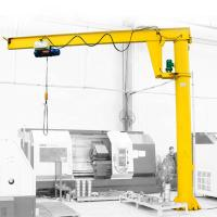 Quality Warehouse Frame Semi Portal Crane 20T Electric Hydraulic Color Customized for sale
