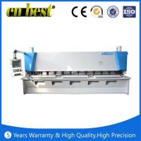 Quality hydraulic cnc guillotine shearing machine for sale for sale