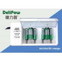 China 6F22 Rechargeable Battery Charger For Flashlight Batteries 18650   on sale