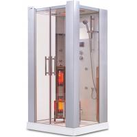 Quality Multi Function Steam Shower Room Aluminum With Sauna For Home for sale