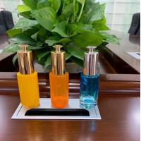 Quality cosmetic essential oil bottle 15ml 20ml 30ml  skin care packaging serum glass dropper bottle for sale