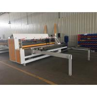 Quality Automatic Thin Knife Edge Slitter Scorer Corrugated Clapboard 4KW Power for sale