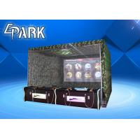 Quality Indoor Virtual Reality Hunting Simulator / FEC Shooting Game Equipment for sale