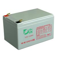 Quality Dux Battery AGM battery 12V 12AH lead acid battery VRLA battery long life battery seal acid maintenance free battery for sale