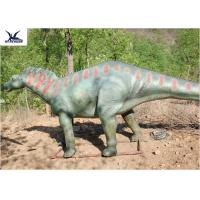 Quality Customizable Realistic Dinosaur Statues For Water Park / Science Center / Museum Exhibits for sale