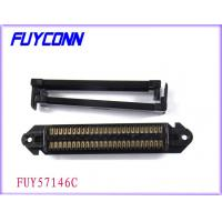 Quality TYCO AMP Champ 50 Pin IDC Female Connector For RJ21 Ribbon Cable for sale