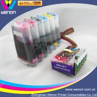 Quality 6 color printer ciss for Epson 1410 ciss with chip for sale