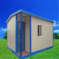 Quality Prefabricated House/ Manufactured Homes (Model 006) 2 bedroom modular homes for sale