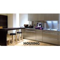China Stainless Steel Kitchen Pantry Storage Cabinet With Backsplash