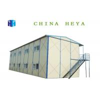 China Two Floor Prefab Manufactured Homes , Pre Built Modular Homes Easy Construction on sale