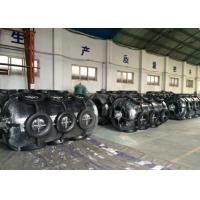 Quality EVA Material Foam Filled Boat Fenders With Chain Tyre Net STS STD Operation for sale