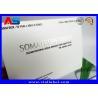 Buy cheap Somatropin Bodybuilding Hgh Tablets Custom Pill Box / Medicine Carton Box from wholesalers