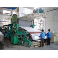 Quality Making Paper Machine for sale