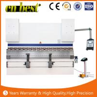 Buy cheap WE67K series electrohydraulic servo numeric-control bending machine from wholesalers