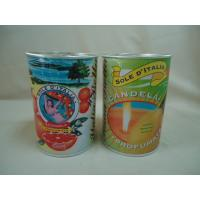 Quality Paraffin wax pop-top scented tin candles for restaurant for sale