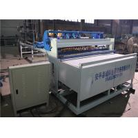 Quality Stainless Steel Wire Fence Mesh Welding Machine Sturdy Structure Long Service Life for sale