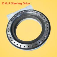 Quality electric motor slewing drive for satellite, slewing drive manufacturer for sale