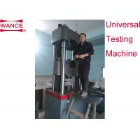 Quality Large Servo Hydraulic Universal Testing Machine For Concrete Ribbed Bars ISO6935 for sale