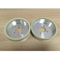 Buy Cup Vitrified Diamond Grinding Wheels , PCD Cutting Tools Vitrified Diamond Wheels at wholesale prices