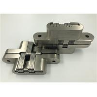 Quality Custom Made Invisible Spring Hinges , Stainless Steel Continuous Hinges Heavy Duty for sale
