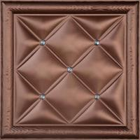 Quality Environmental 3D Leather Wall Panels PU Leather + Polyurethane + PVC Board Material for sale
