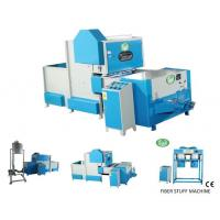 Buy cheap Silicon Empty Cotton Ball Fiber Machine High Capacity For Pearl Spherical Cotton from wholesalers