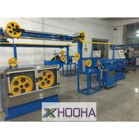 China High Capacity Wire And Cable Machinery / Power Cable Jacket Extrusion Line on sale