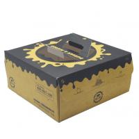 Quality Colorful Custom Corrugated Shipping Boxes Recycled Personalised Delivery Boxes for sale