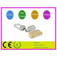 Quality Professional 256MB, 2GB, 4GB Crystal necklace Jewelry USB  Flash Drive AT-302C for sale