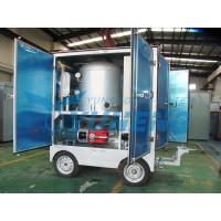 Quality China Manufacturer Double Stage Transformer Oil Purification Plant for High Voltage for sale
