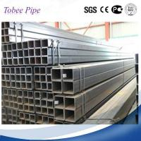 Tobee carbon square steel pipe erw hollow section