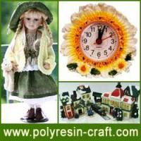 Quality Polyresin Craft-Porcelain Doll for sale