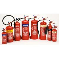 Quality Color Customized ABC Fire Extinguisher , 6kg Portable Dry Chemical Fire Extinguisher for sale
