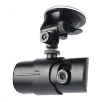 China Full HD Dual Camera GPS Vehicle Car DVR Recorders Portable X3000 For Journalists on sale