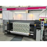 Quality Digital Textile Fabric Plotter Flag Making For Indoor / Outdoor Exhibition Display for sale