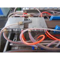 Quality Twin Screw Flooring WPC Extrusion Line / Wpc Extrusion Machine 23*3.2*2.8m for sale