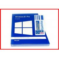 Quality Full Version Microsoft Windows 8.1 Activation Key , Windows 8.1 Coa Sticker for sale