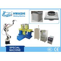 China CNC HwashiSix Axis Industrial Industrial Welding Robots Arm 2000mm Reaching Distance on sale