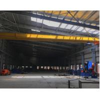 Quality Single Girder Overhead Travelling Crane Electric Hoist Low Headroom for sale