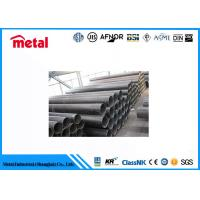 Quality Cold Temperature Thick Wall Steel Pipe Seamless , Customized Pressure Steel Pipe for sale