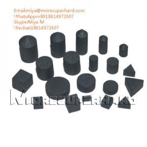 Quality TSP Polycrystalline Diamond used for drilling miya@moresuperhard.com for sale