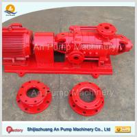 Quality quick connector portable fire pump for sale