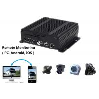 Quality 4 Cameras Video Recorder Car Camera DVR For Vehicle Support Long Time Recording for sale