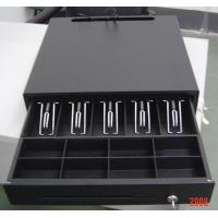 Buy cheap Black Color Finish Metal Mini Cash Register Drawer Lock Box For POS Systems from wholesalers