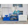 Buy cheap EVA Material Plastic Regrind Machine , Plastic Scrap Grinding Machine Compact from wholesalers