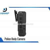 Quality Waterproof Night Vision Body Worn Camera Law Enforcement With Live Streaming Video for sale