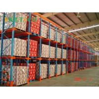 Buy cheap Deep Lane Industrial Drive In Racking System ,  Storage  Warehouse Racking Solutions from wholesalers